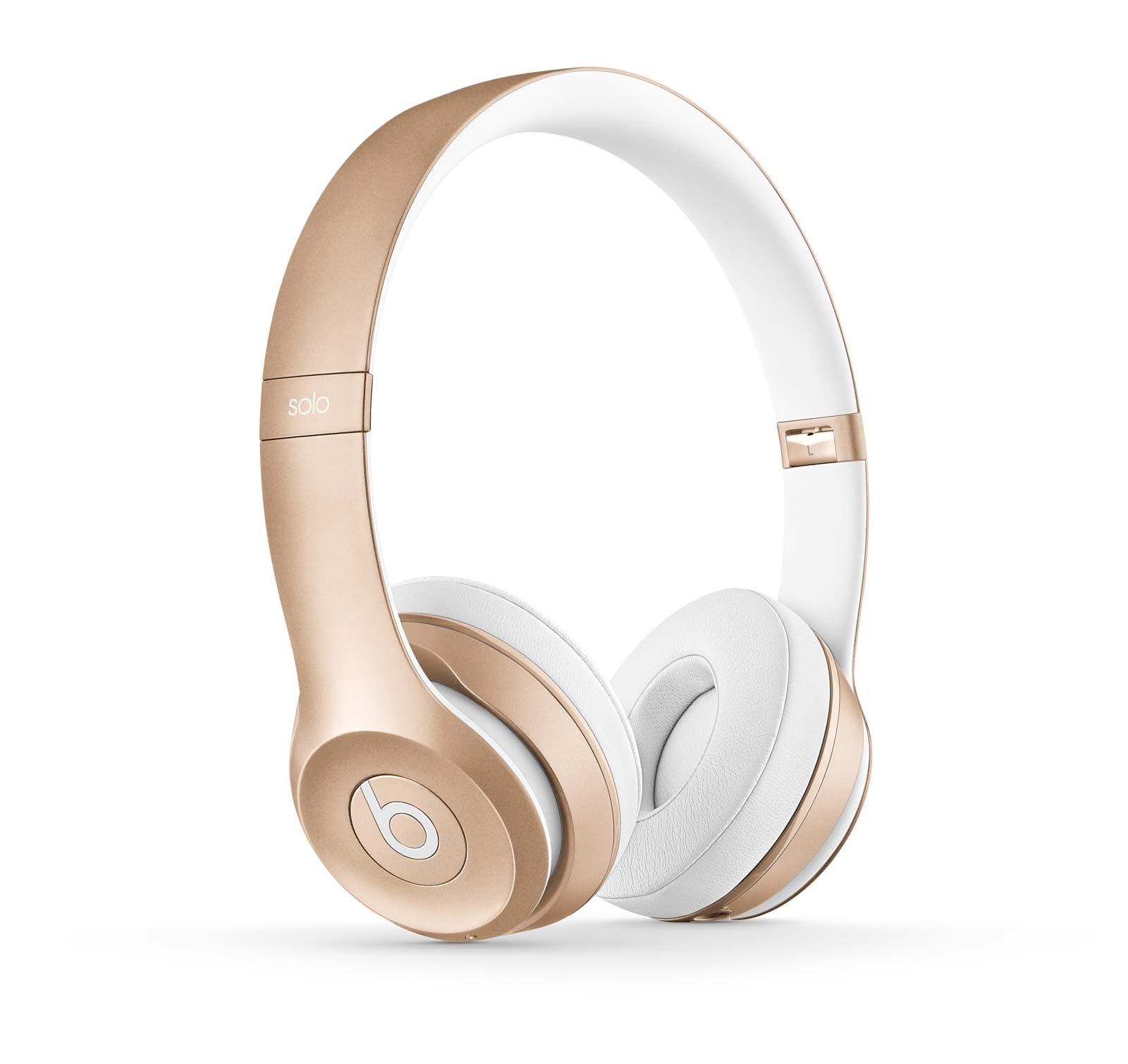 Beats by Dr. Dre Solo 2 Wireless - Gold On-ear Headphones with Remote Talk at Sears.com