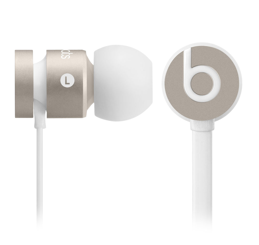 Beats by Dr. Dre   urBEATS SE Gold   In-ear Headphones with Inline Mic and Remote for Apple - Special Edition at Sears.com