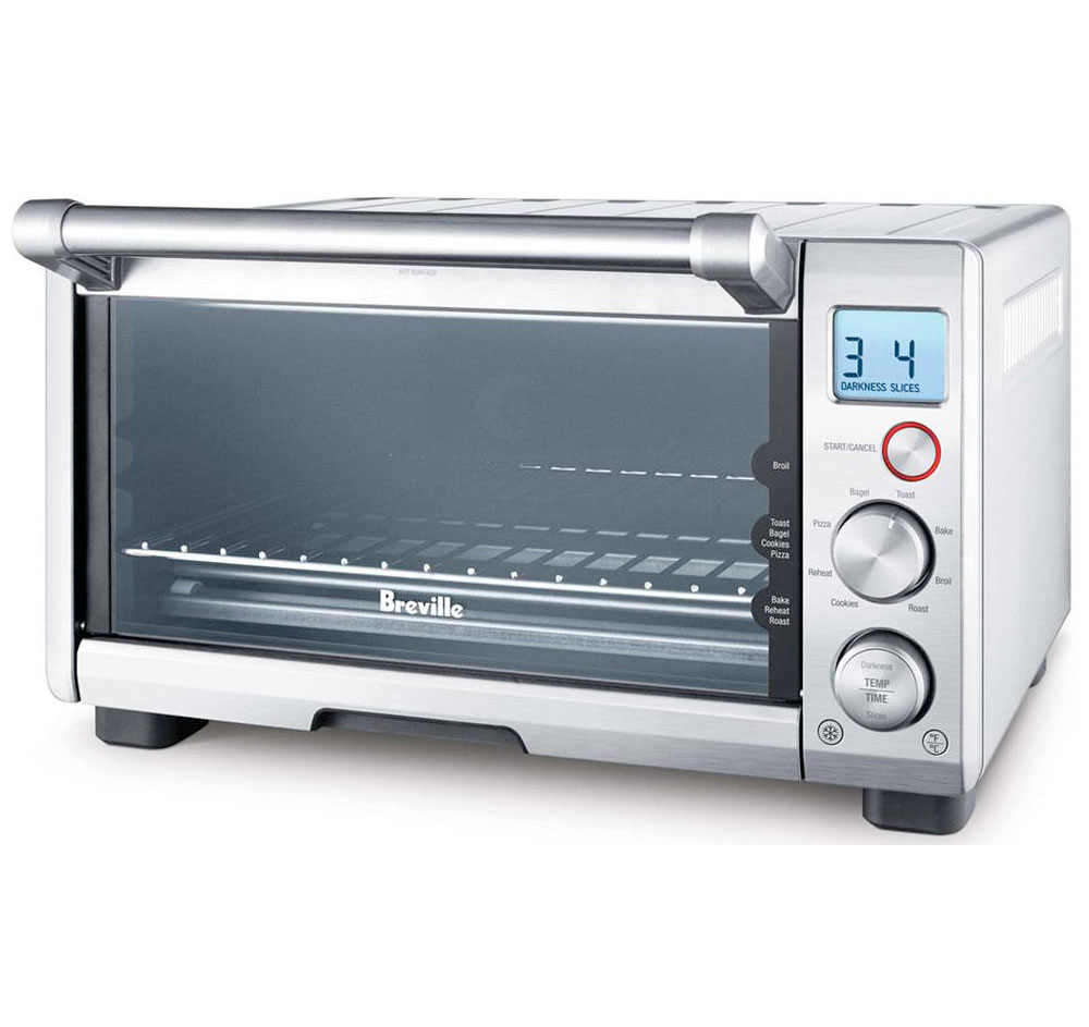 Details about Breville BOV650XL The Compact Smart Toaster Oven