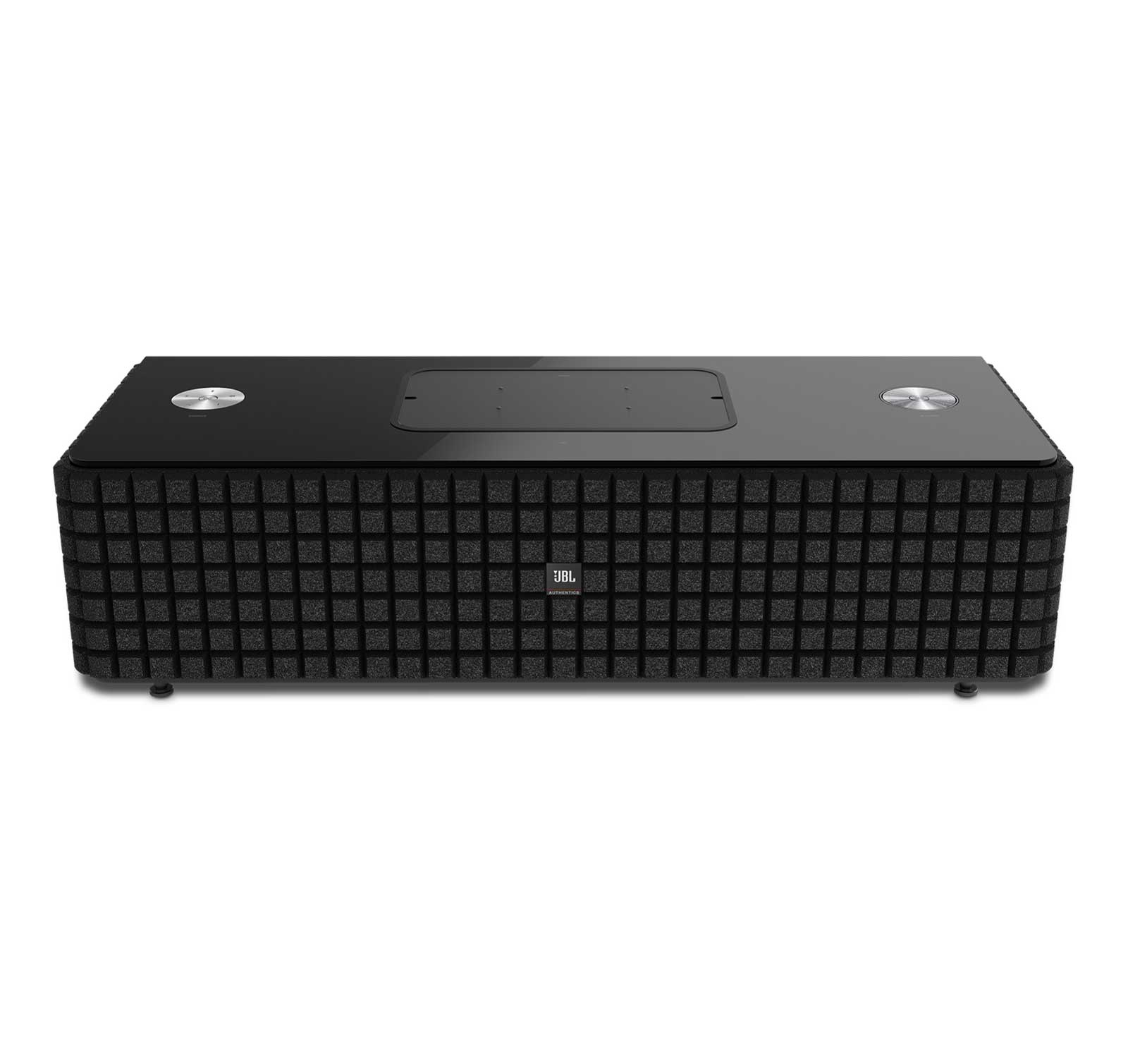 jbl authentics l8 black open box wireless bluetooth. Black Bedroom Furniture Sets. Home Design Ideas