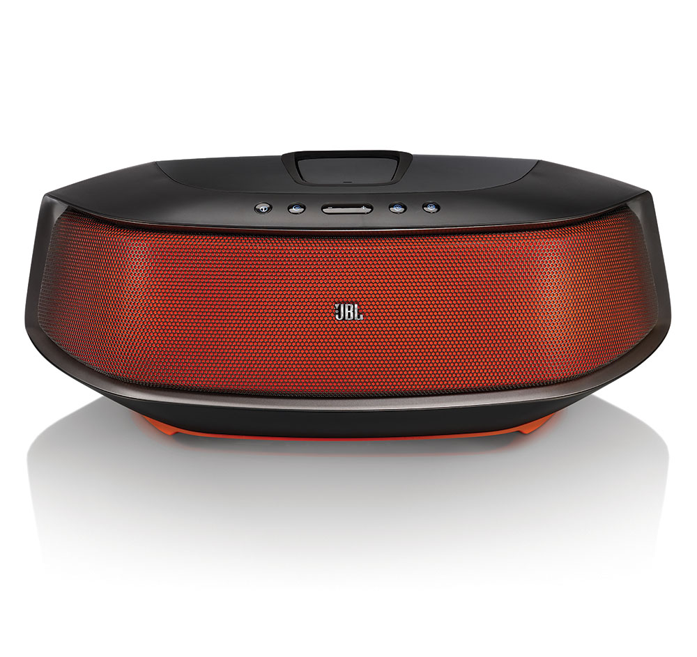 jbl onbeat rumble open box bluetooth docking speaker ebay. Black Bedroom Furniture Sets. Home Design Ideas