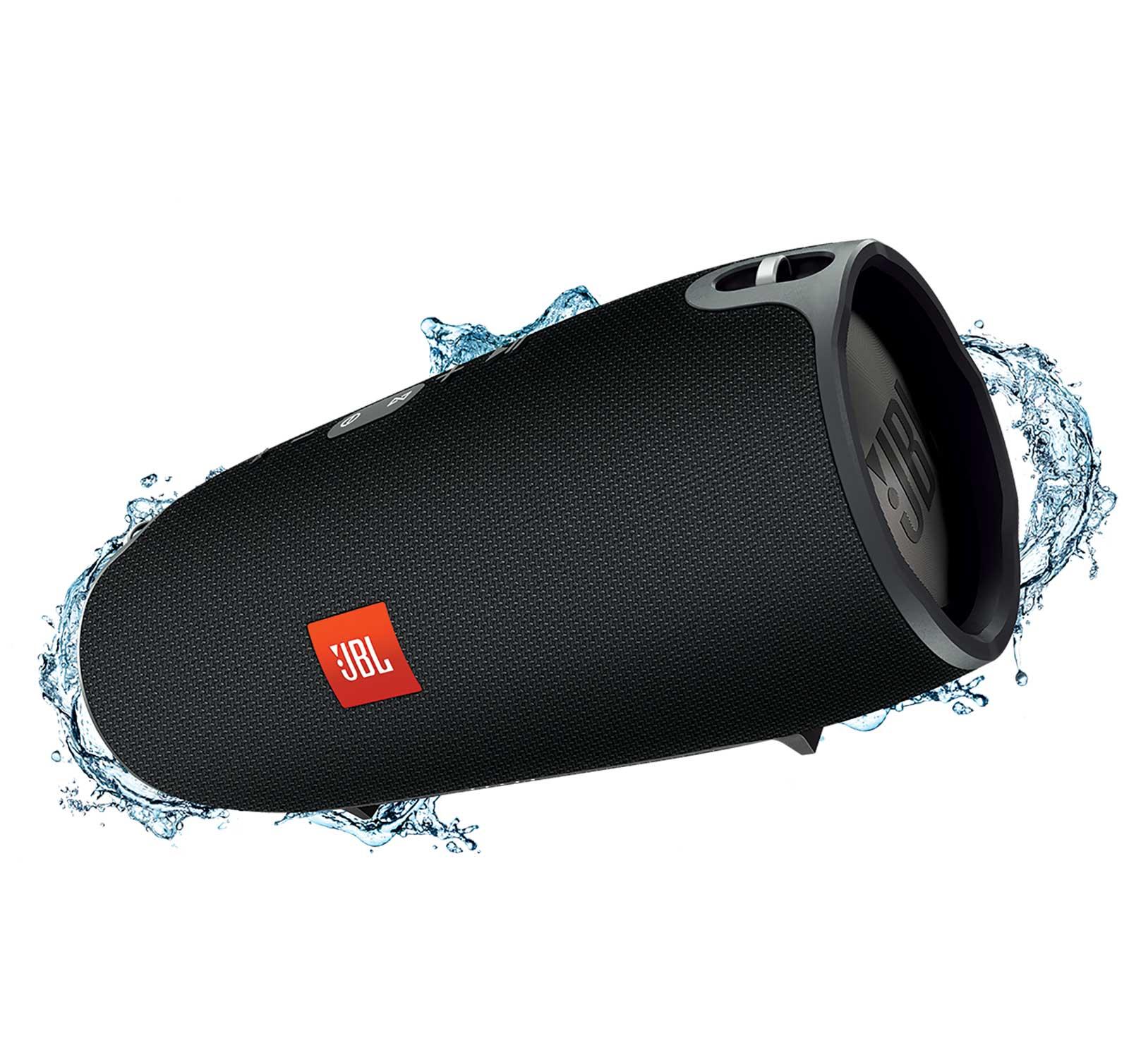 JBL Xtreme Black Portable Bluetooth Speaker