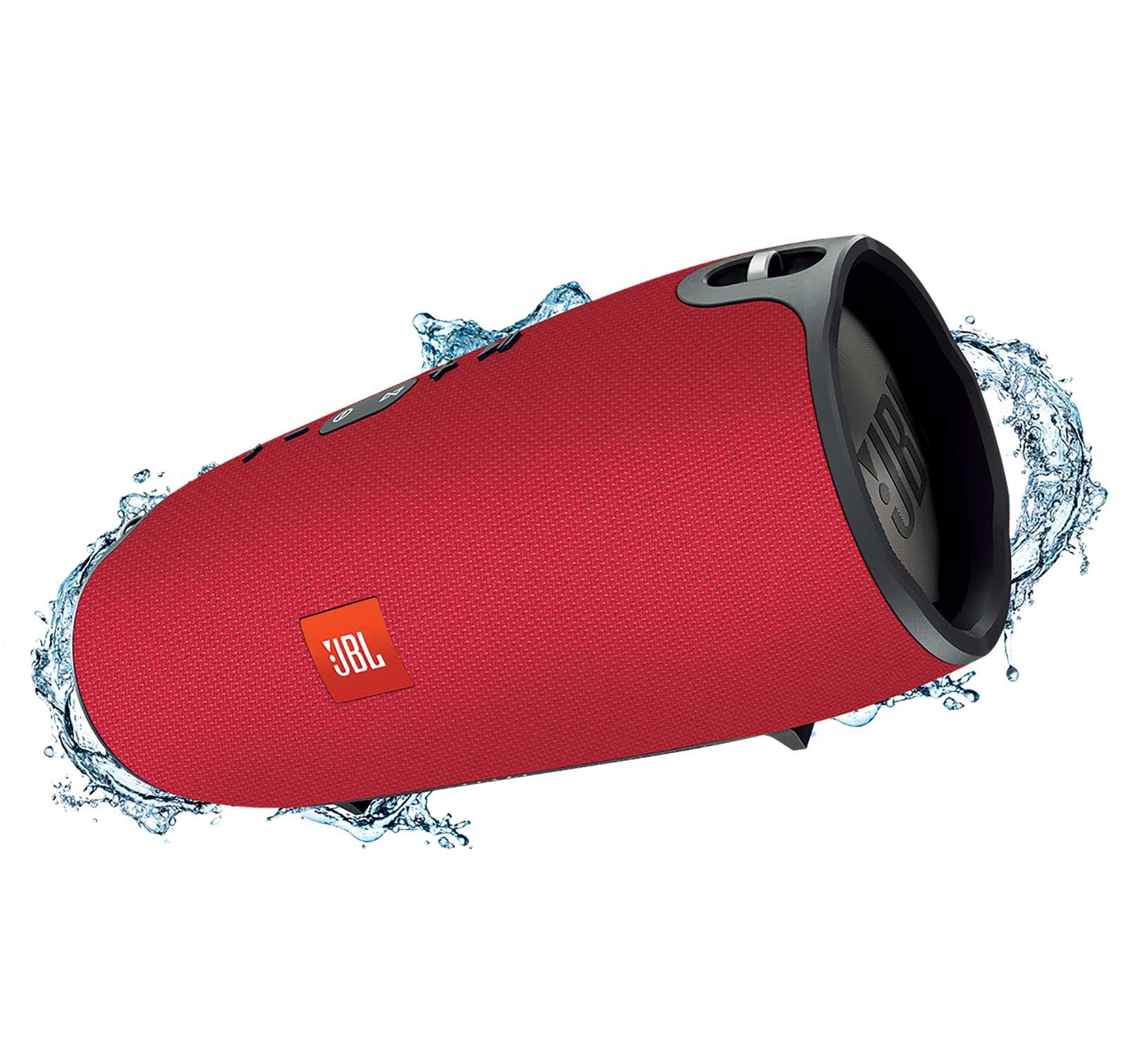 jbl xtreme red open box ultimate splashproof bluetooth. Black Bedroom Furniture Sets. Home Design Ideas