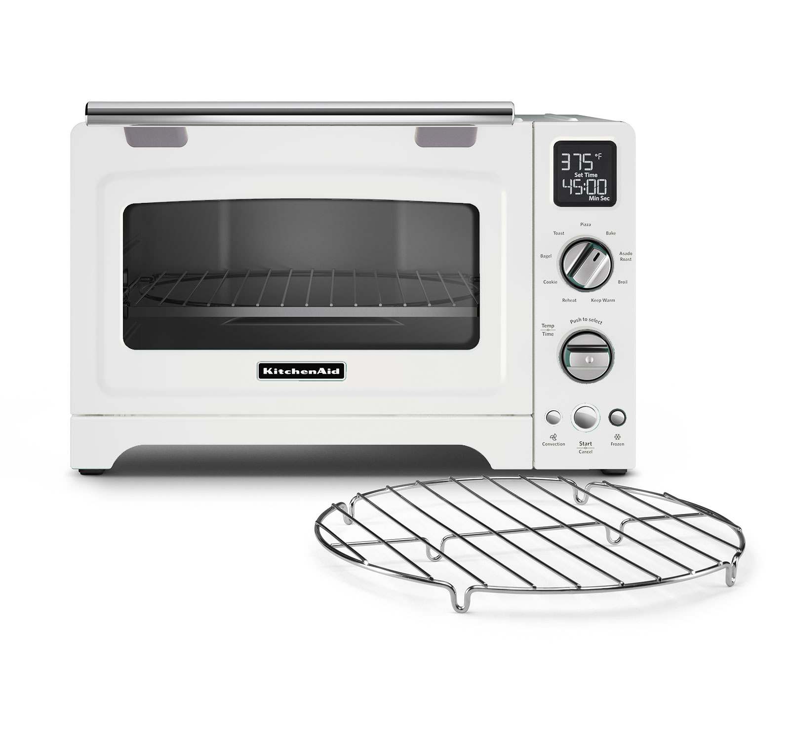 Kitchenaid Countertop Convection Oven Dimensions : Model KCO275 12