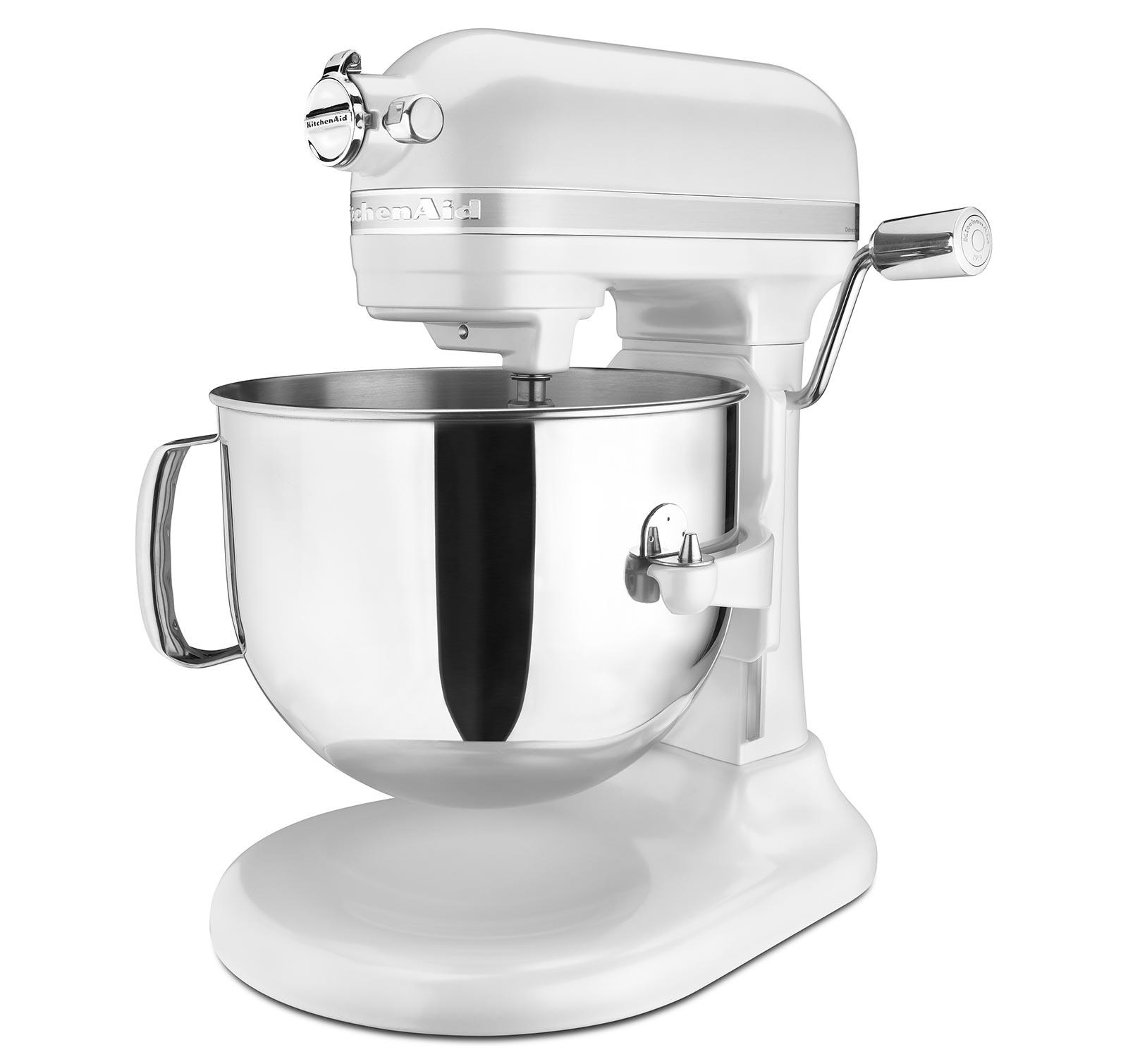 KitchenAid KitchenAid KSM7586PFP Frosted Pearl 7-Quart Pro Line Stand Mixer