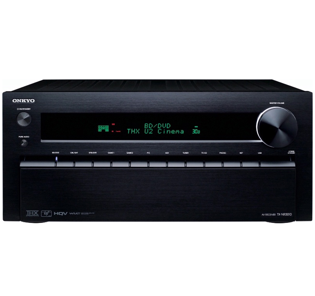 Onkyo TX-NR3010  9.2-Channel 3D Home Theater Receiver at Sears.com