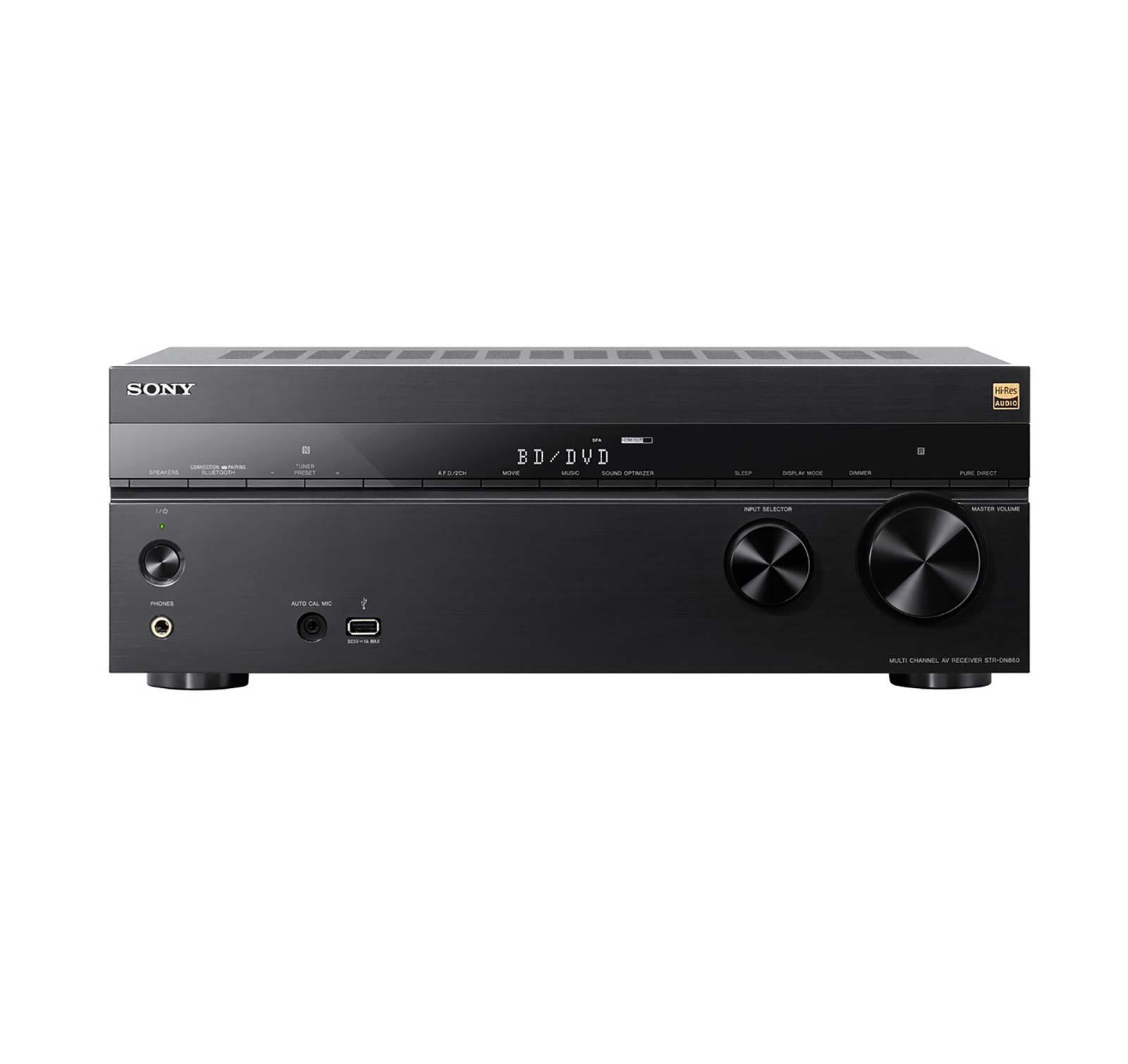 Sony Sony STR-DN860 - Open Box 7.2 Home Theater AV Receiver
