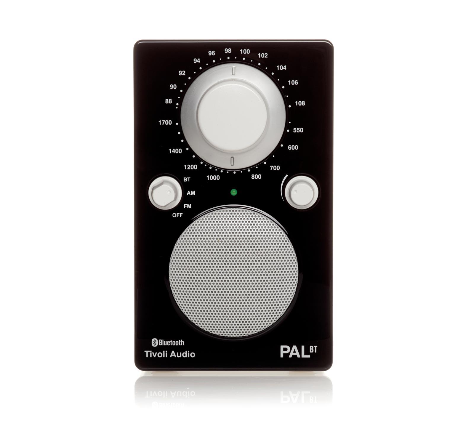 Tivoli PAL BT Black/White - Open Box Portable Bluetooth AM/FM Radio at Sears.com
