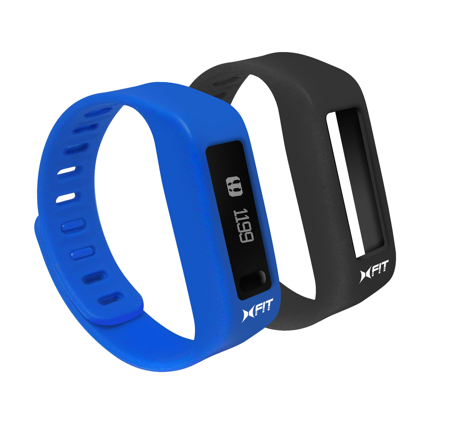 Xtreme Xfit Watch Blue/Black Activity and Sleep Monitor with Two Bands at Sears.com