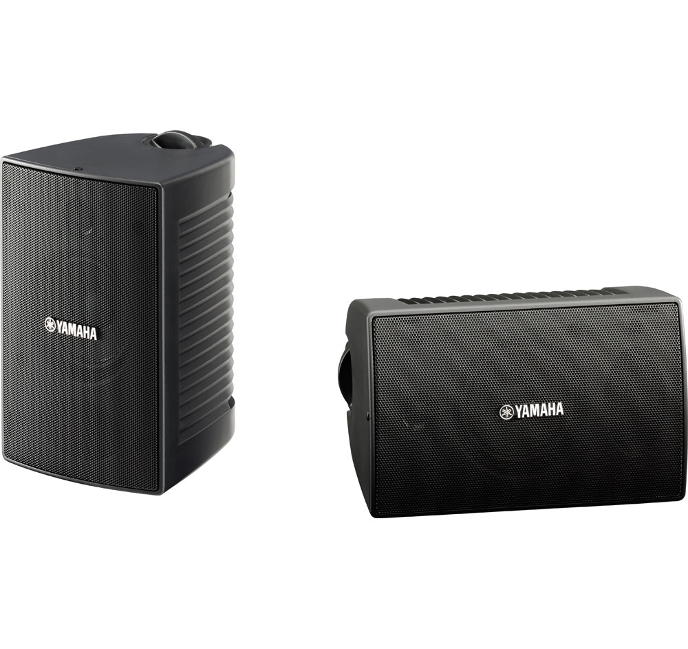 Yamaha NS-AW194 Black (Pr.) All Weather Outdoor Speakers